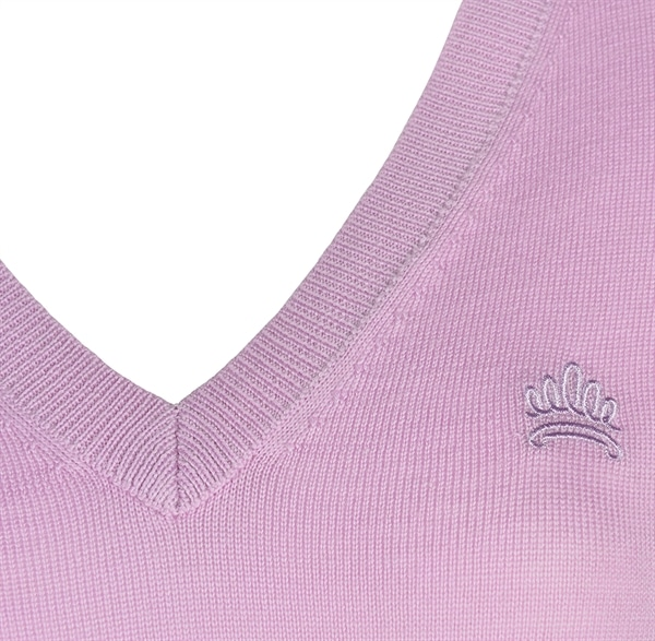 V-Neck lavender_4-p