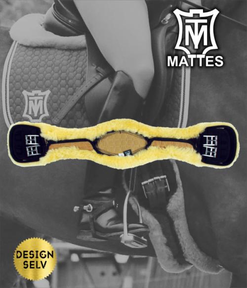 Mattes kort dressur gjord (quilt)