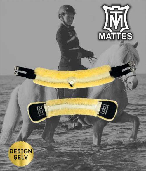 Mattes specialgjord til små heste (slim-line model)