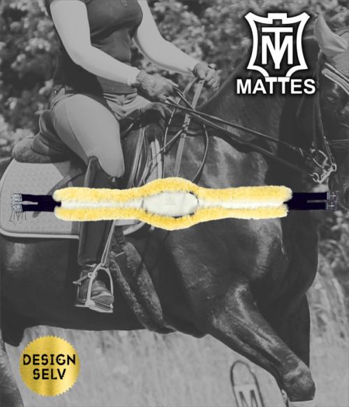 Mattes lang spring/kombi gjord slimline (læder)