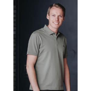 AEquipt Polo Khaki Men