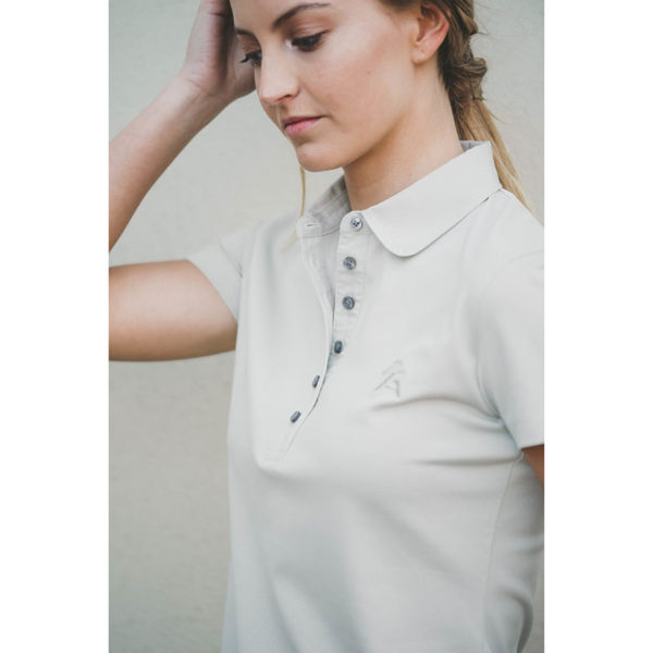 AEquipt Polo Light Grey