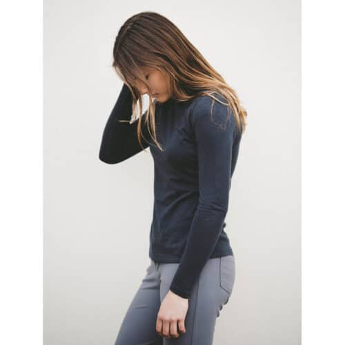 AEquipt Turtleneck Dark Grey