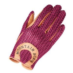 Mountain Horse Crochet handsker