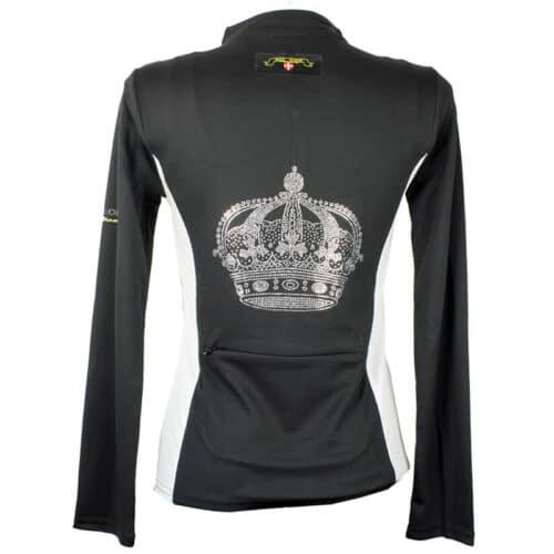 Mink Horse Crown Shirt Long Sleeve