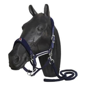 Mountain Horse Fancy Nylon Halter