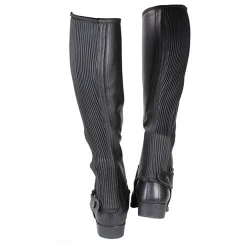 Mink Horse Læder Leggings