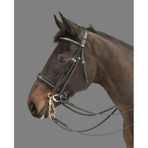 Mountain Horse Rubicon Multi Dobbelt Trense
