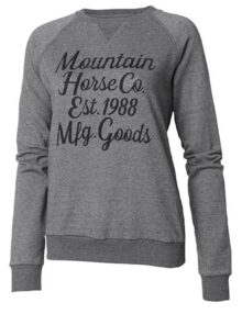 Mountain Horse Street Sweatshirt