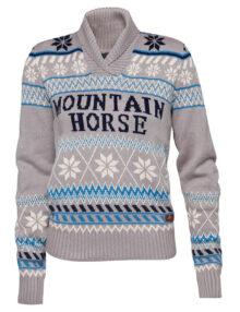 Mountain Horse Iris Strikketrøje