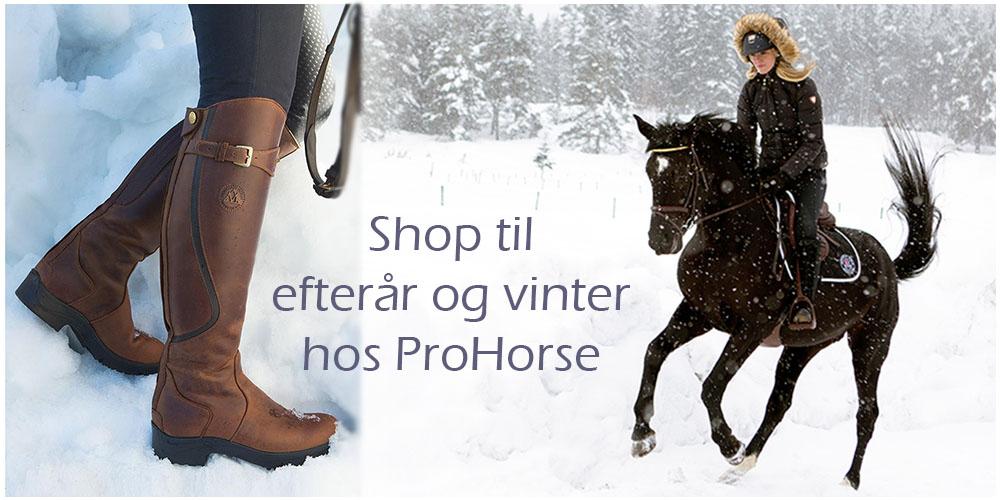 Shop til efterår og vinter