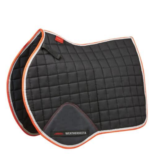ceramic saddle pad