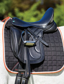 therapy saddle pad