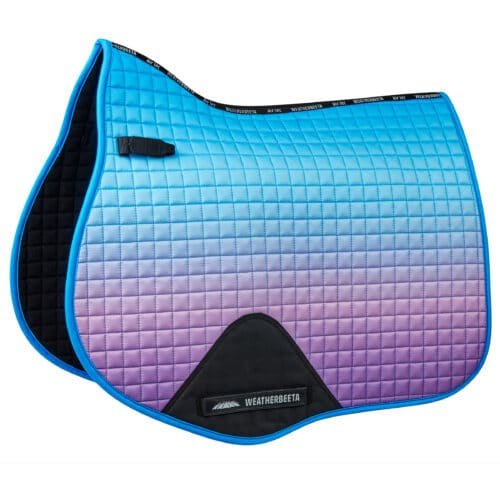 WeatherBeeta Prime Ombre All Purpose Saddle Pad All Purpose Saddle Pad AP Saddle Pad WeatherBeeta Saddle Pad Ombre Pad Prime AP Pad