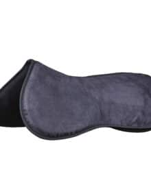 The WeatherBeeta Memory Foam Comfort Half Pad is soft and breathable and features an anti-slip pad for extra protection of the withers and back