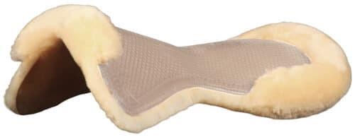 Acavallo Therapeutic Gel Pad Full Sheepskin